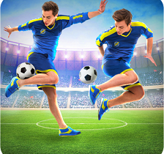 SkillTwins Football Game MOD APK 1.3