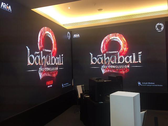 Baahubali 2 Movie Team at Jio Mami Movie Festival