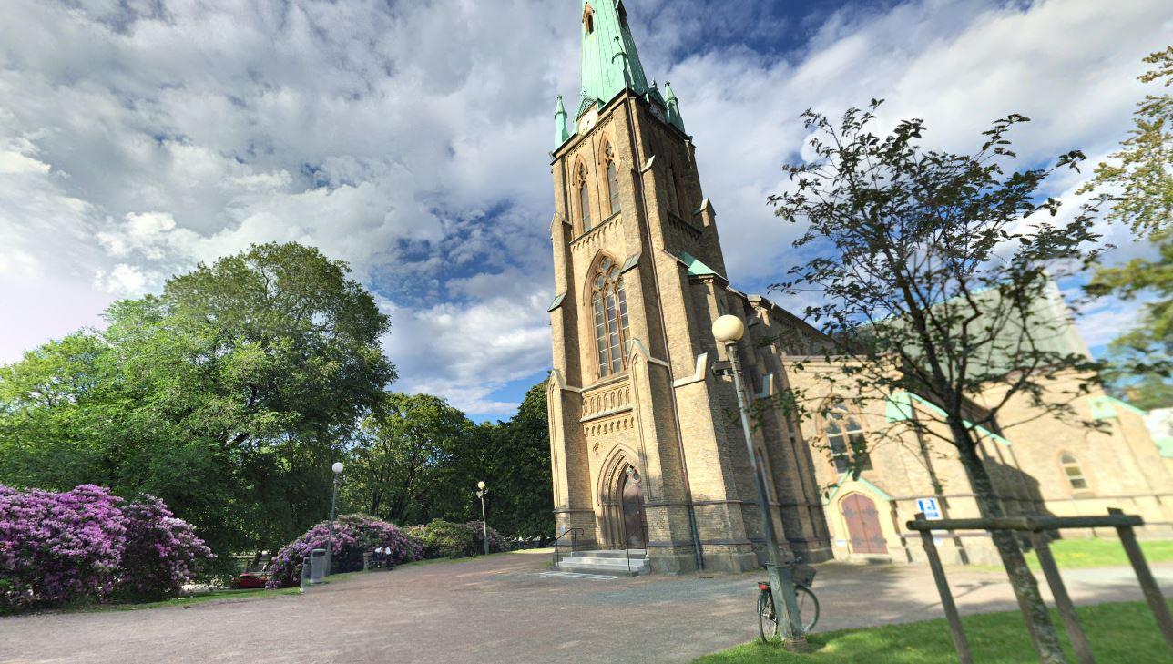 hagakyrkan göteborg karta Running Routes: Gothenburg: Haga and Slottsskogen Park Running Route hagakyrkan göteborg karta