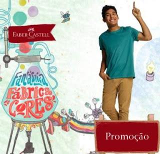 Cadastrar Promoção Faber-Castell 2018 Fantástica Fábrica Cores Viagem Alemanha