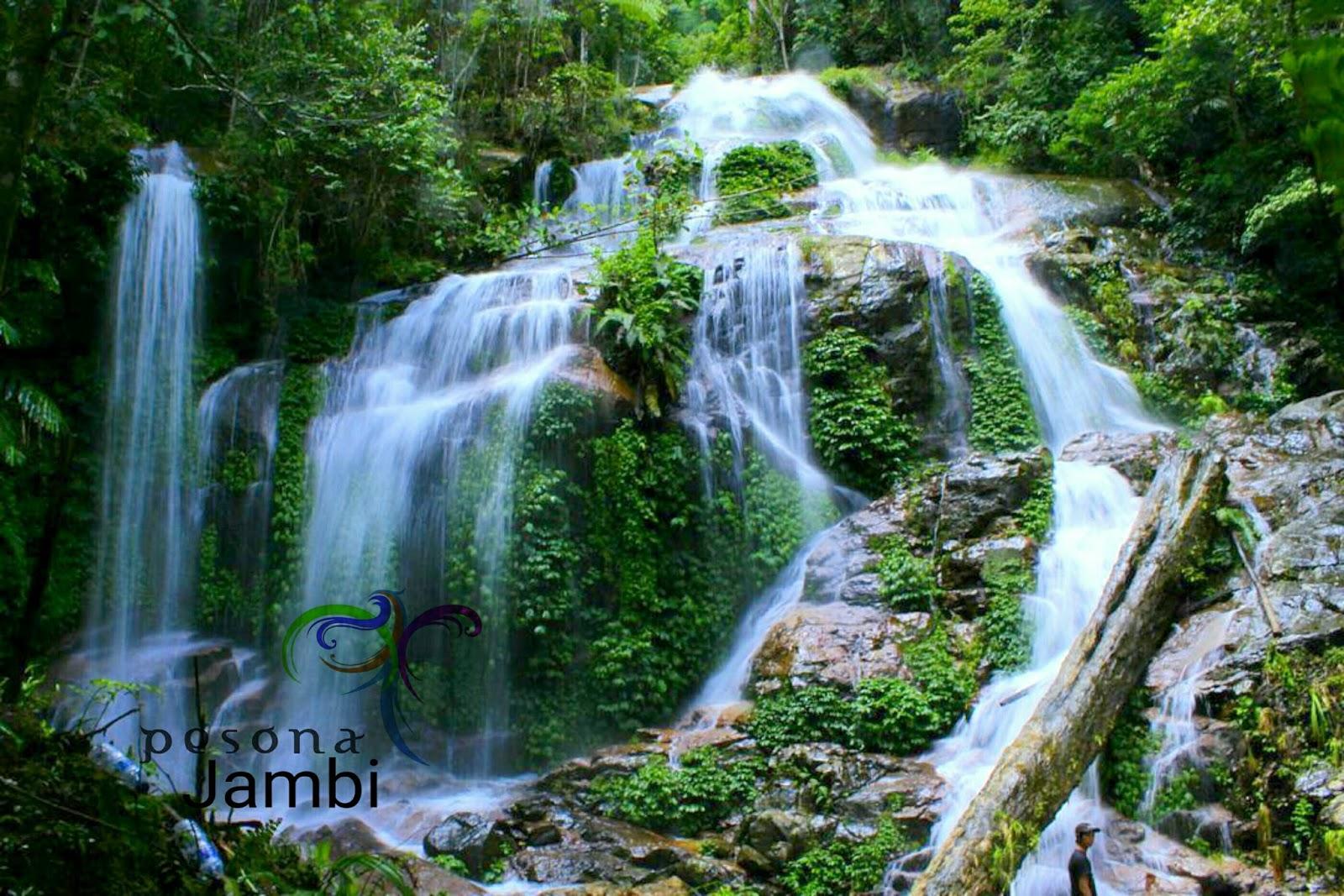 Image result for air terjun talang kemulun