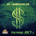 AV & Lamborghini Gini - Cash (feat. Juicy J) - Single Cover