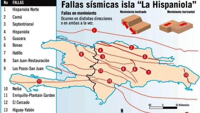 fallas-sísmicas-activas-república-dominicana