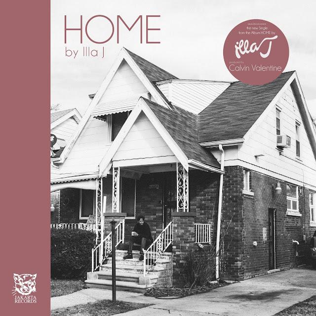 "Illa J lança o single ""Home"""