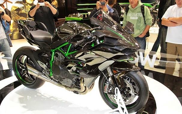 Kawasaki Nnja H2R Intermot