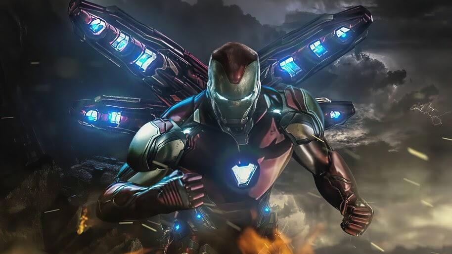 Iron Man, Suit, 4K, #6.2097