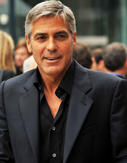 Hottest Hollywood actors George Clooney