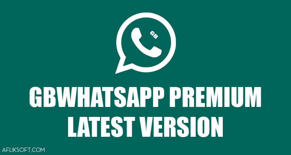 GBWhatsApp Premium