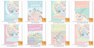 Buku Paket Tematik Kelas 1 SD Kurikulum 2013 Revisi Tahun 2017