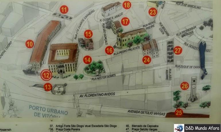 Palácio Anchieta - O que fazer em Vitória: capital do Espírito Santo