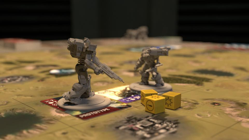 Farsight Kickstarter review sexy robots