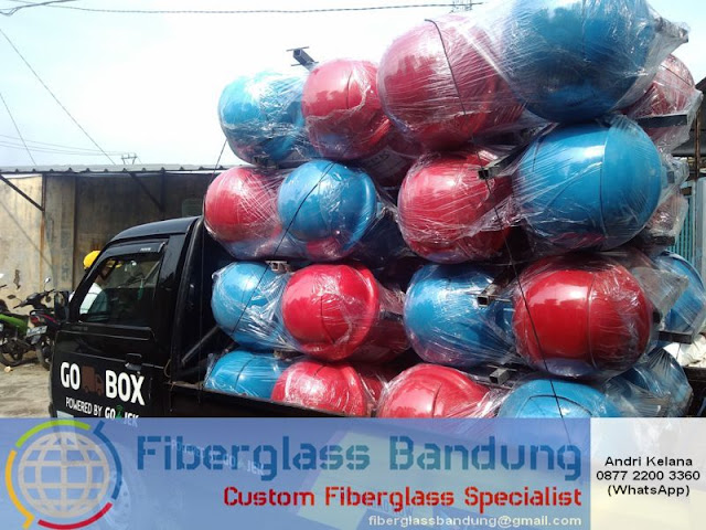 tong sampah fiber via GoBox