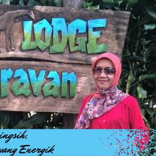 Rita Asmaraningsih, Blogger Palembang yang Energik