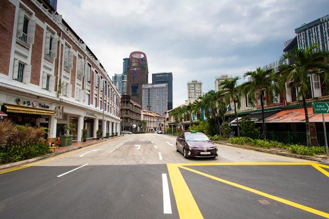 Duxton hill-Singapore