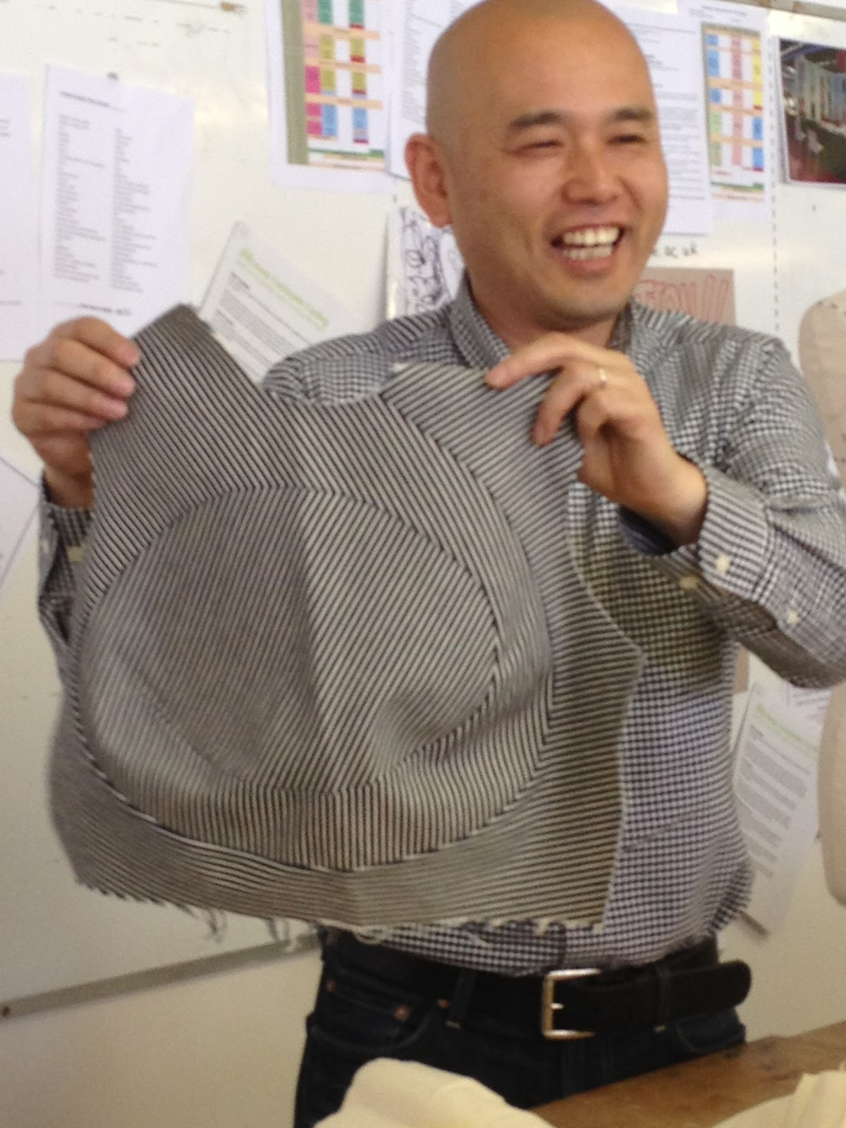 Gee4Grace Master of Origami Pattern Cutting  Shingo Sato