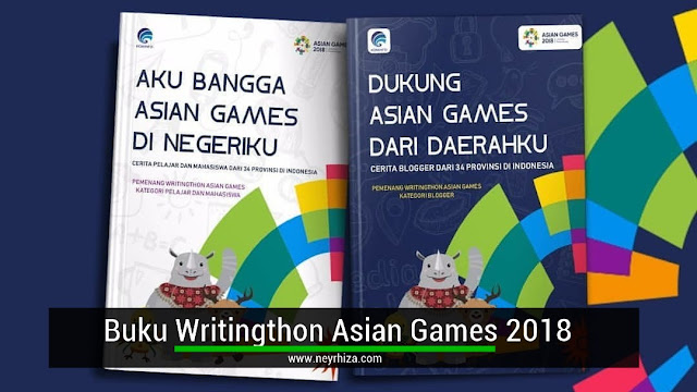 WRITINGTHON ASIAN GAMES