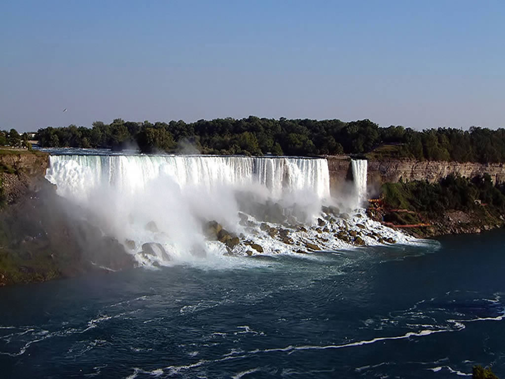 Live Niagara Falls Wallpaper All In One Lovely Desktop Amp Mobile Wallpapers Niagara