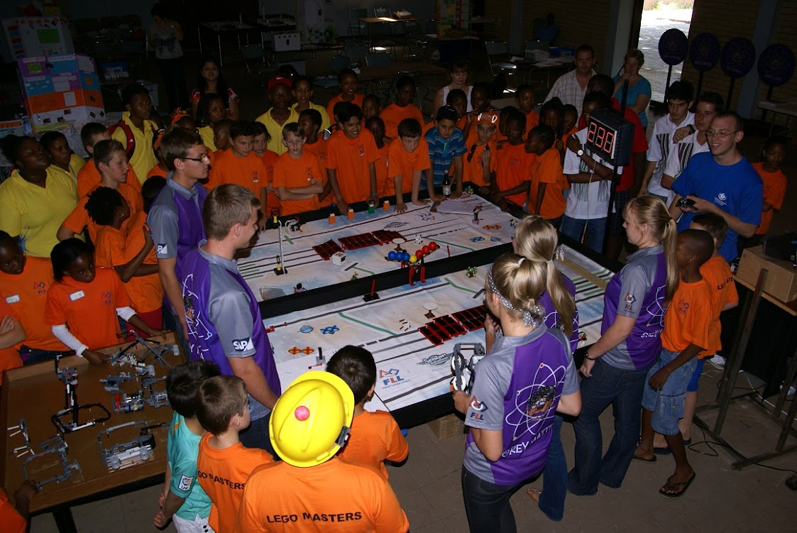 FIRST Lego League South Africa 2013