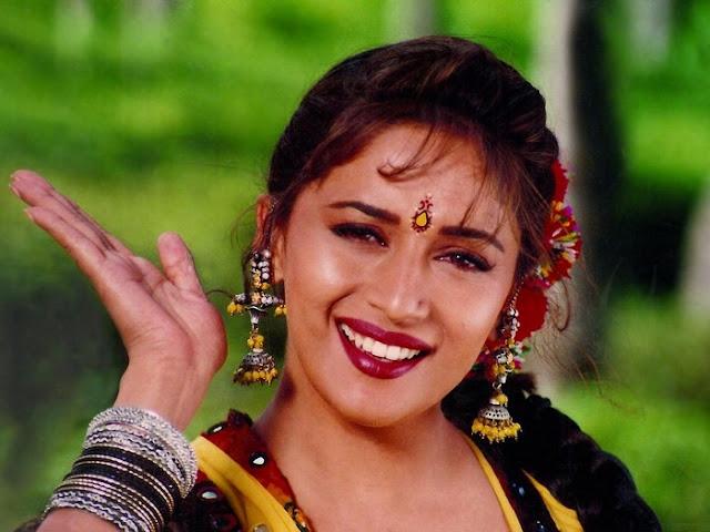 Madhuri Dixit's photos without makeup