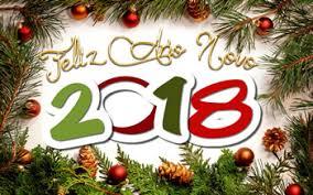 papel de parede feliz natal e ano novo 2017