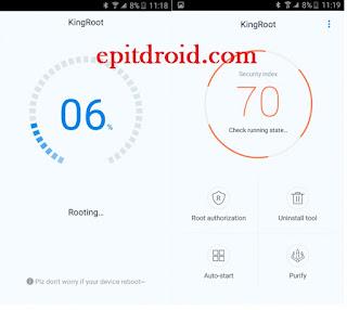 Cara Root dengan Kingroot di Android tanpa PC