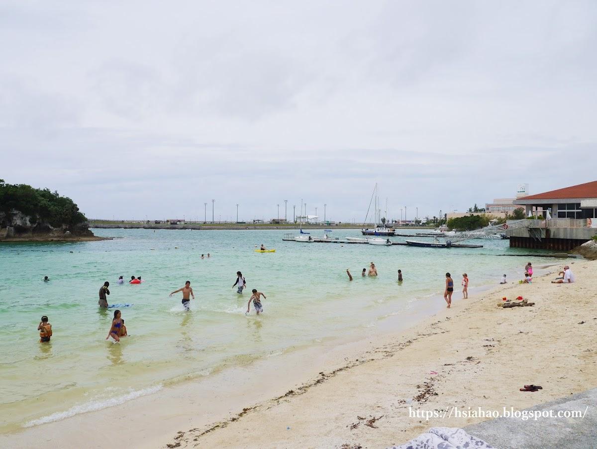 沖繩-景點-海灘-Okinawa-beach