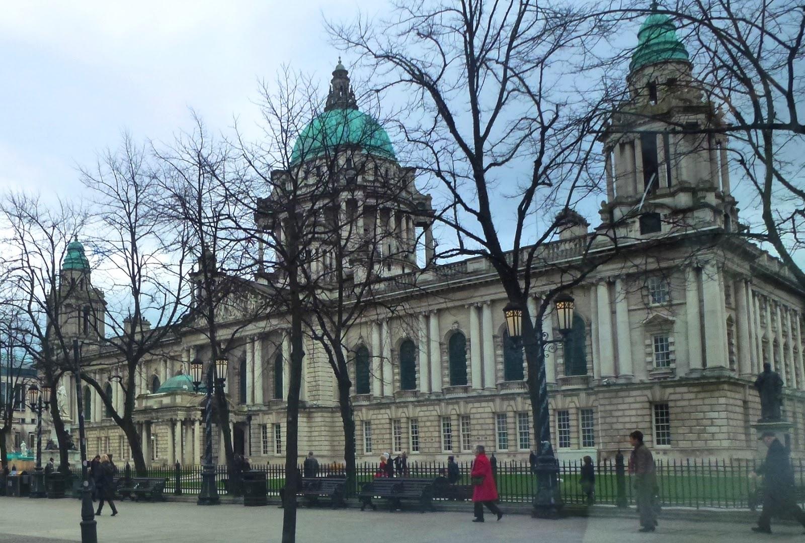 Paddy's Wagon: Brave & Beautiful Belfast