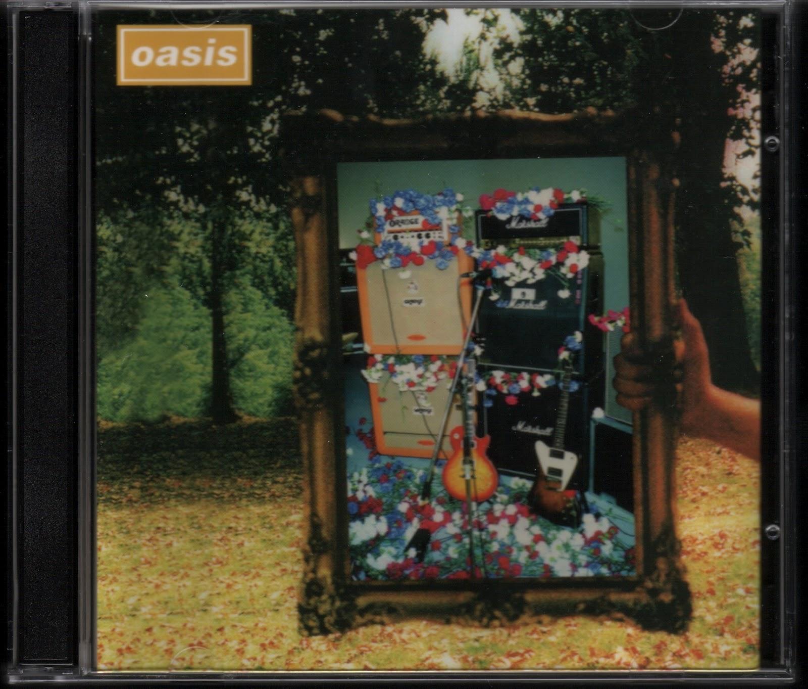 Oasis Bootlegs From Fuckuoka: Master Multitracks