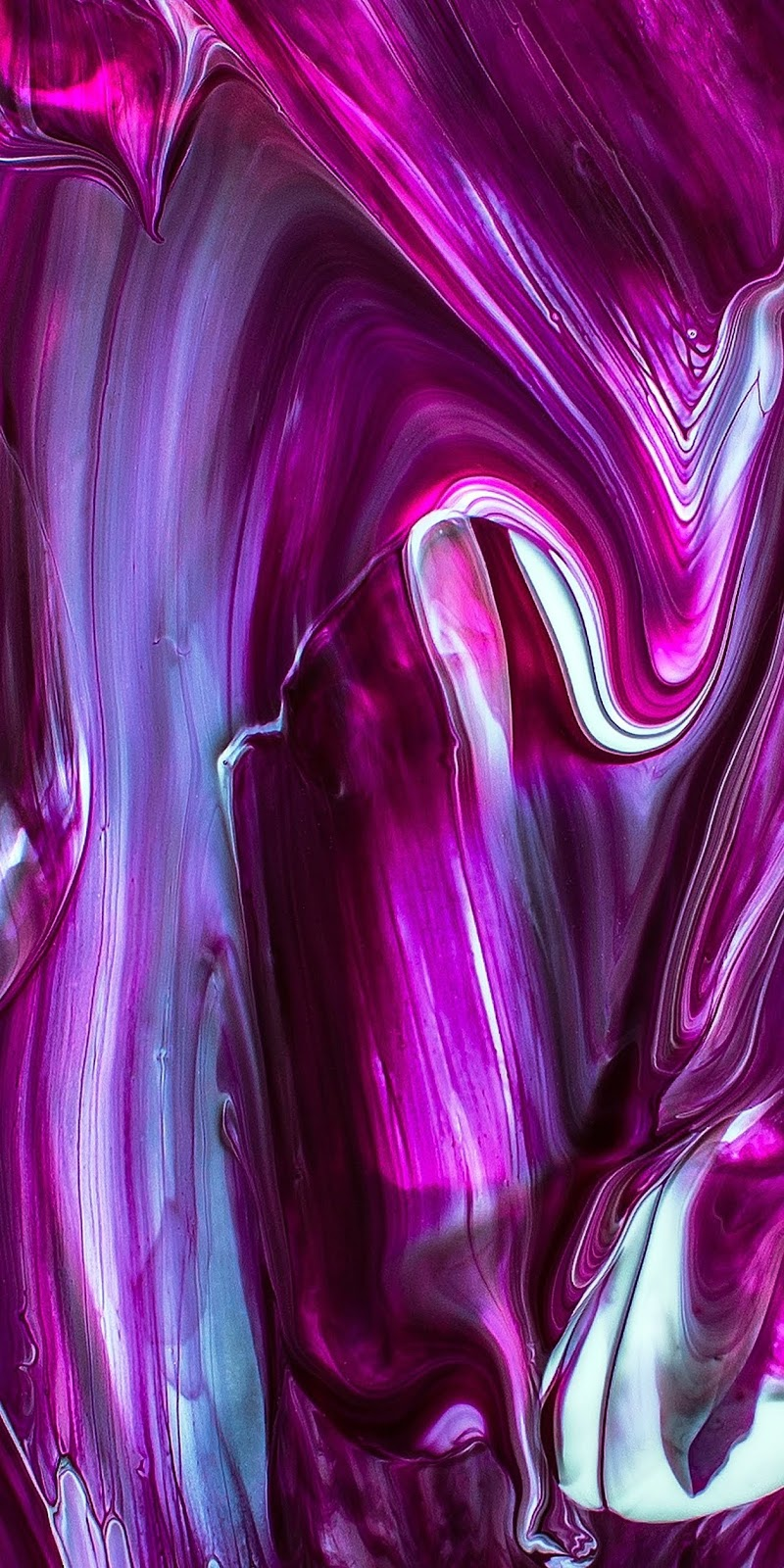 Purplish abstract