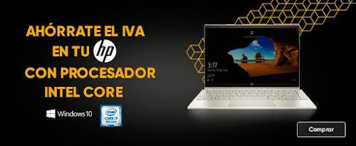 Top 10 ofertas Ahórrate el IVA en tu HP con procesador Intel Core de Fnac.es