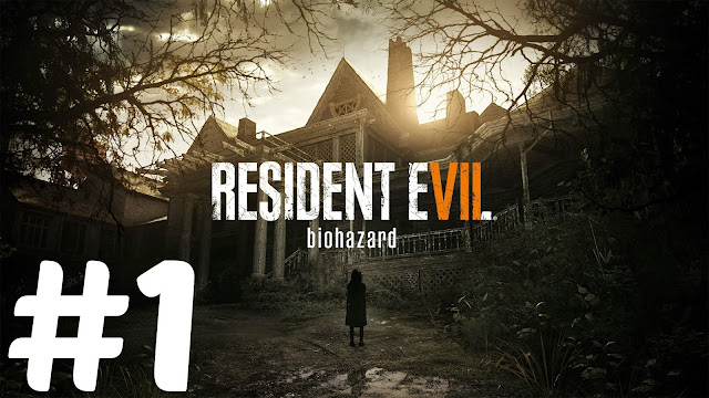 Resident Evil 7 Setup Game Free Download
