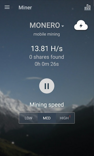 Tutorial Cara Mining Bitcoin dengan Android