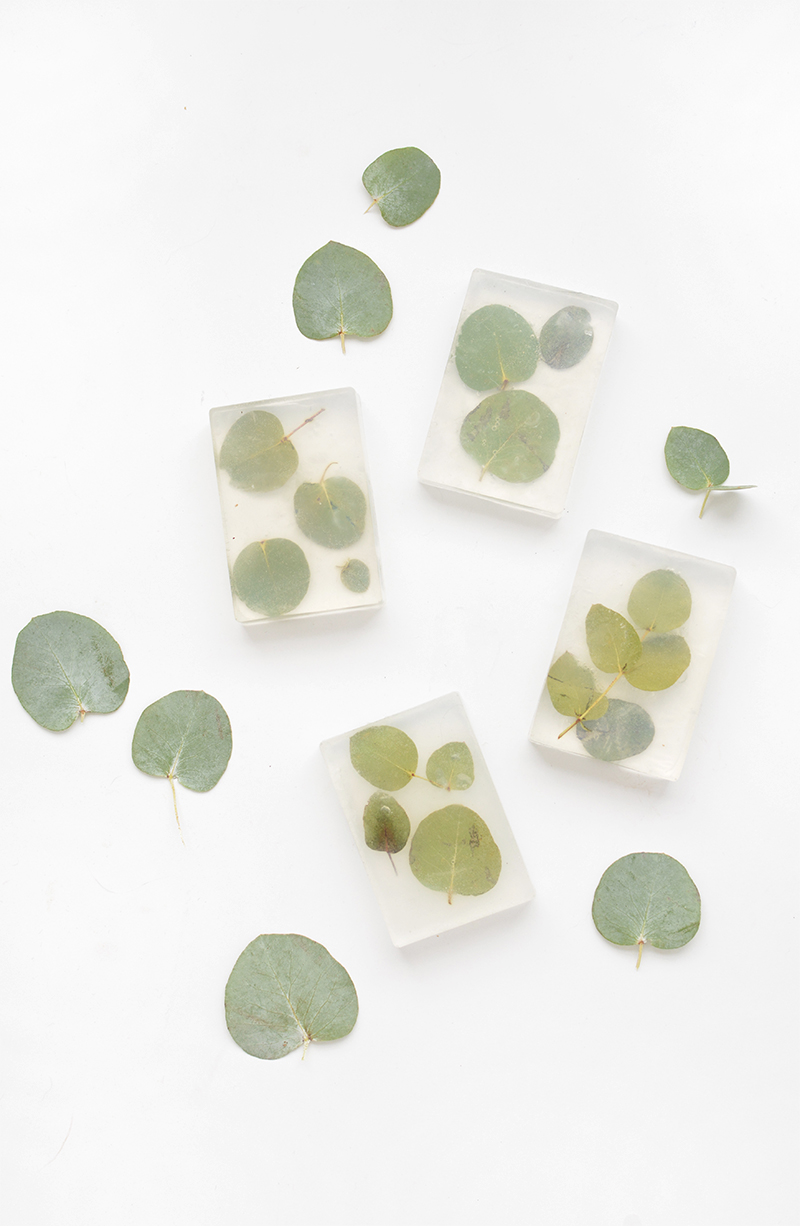 diy soap gift idea
