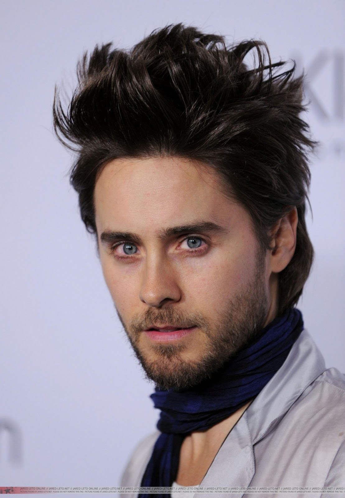 Jared Leto HairStyle (Men HairStyles)