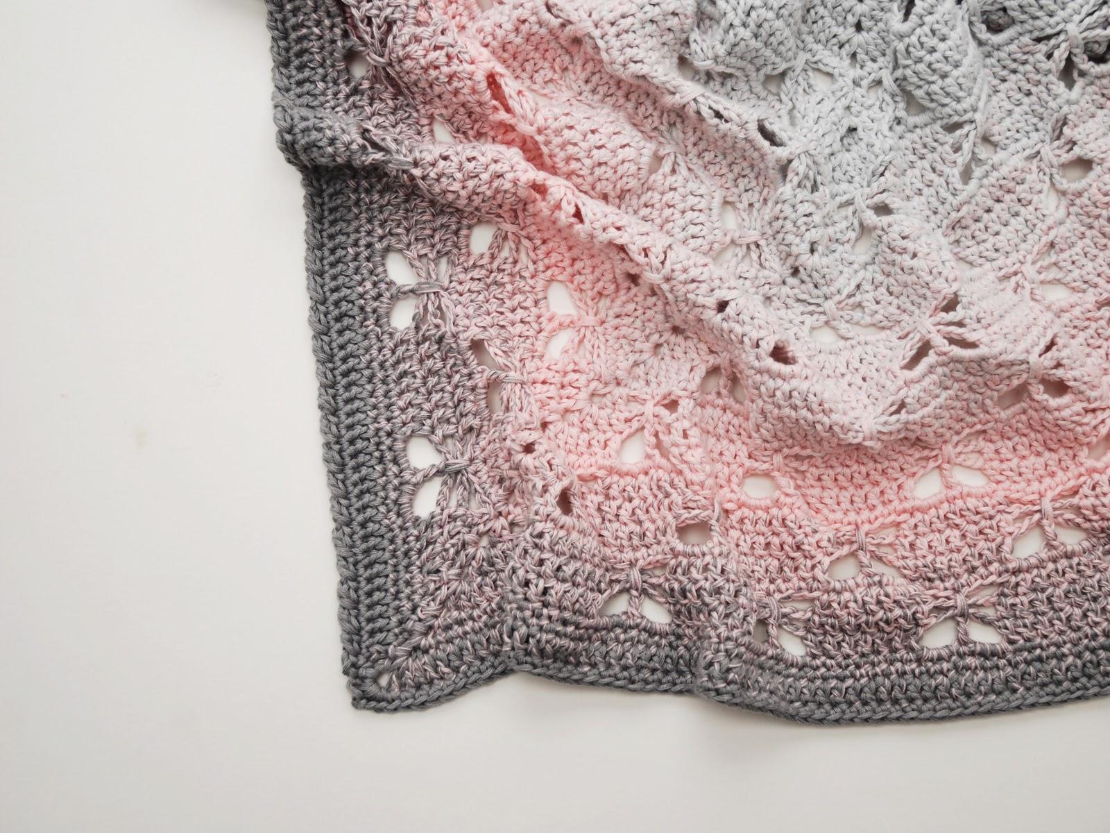 Butterly Garden Blanket - Free Pattern | Lottie & Albert