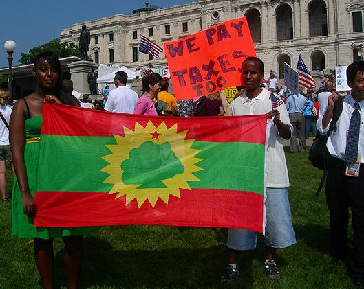 Springtime of Nations: Détente in Ethiopian Civil War—or