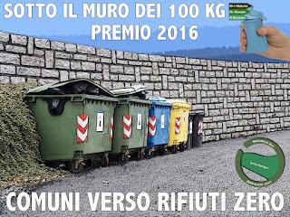 GRADUATORIA SOTTO IL MURO DEI 100 KG premio 2016