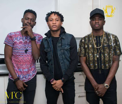 BREAKING NEWS: Adekunle Gold, Viktoh And Chinko Ekun To Leave YBNL Soon