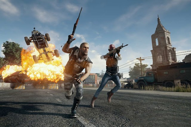 PUBG was closed in China and replaced with a national game