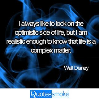Walt Disney positive quote