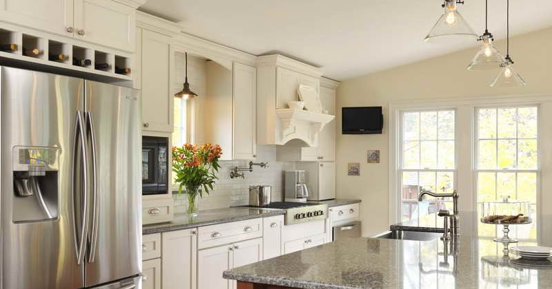 Kitchen Design Refrigerator Placement Kitchen Design Ideas