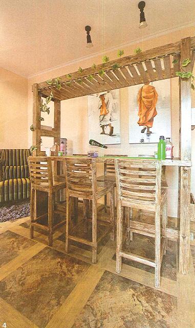 Ruang Makan Rumah Ade Rai