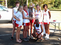 Thomasville High School cross-country girls