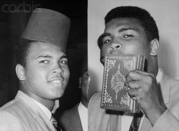 Pendedahan Kisah Muhammad Ali Masuk Islam