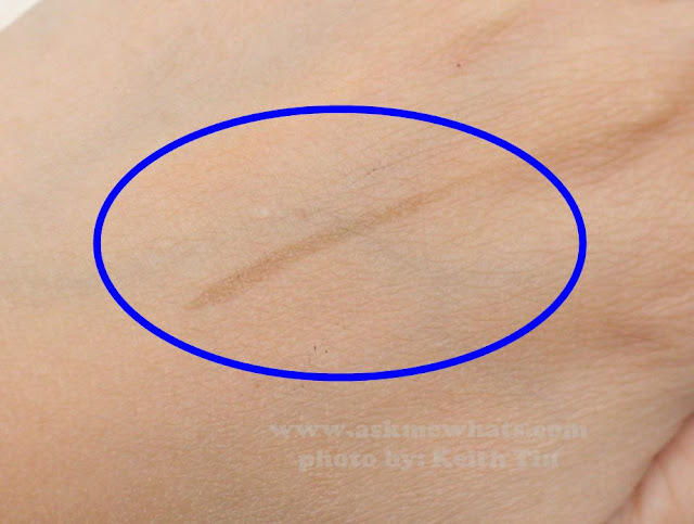 a swatch photo of Kate Double Eyelid Remake Liner
