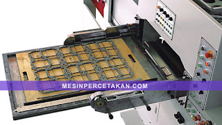 Technocut BC1050 press section