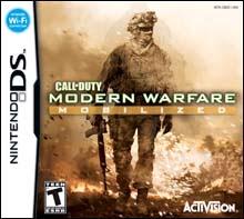 Call of Duty: Modern Warfare - Mobilized, NDS, Español, Mega, Mediafire