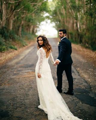 Poses para fotos del Matrimonio