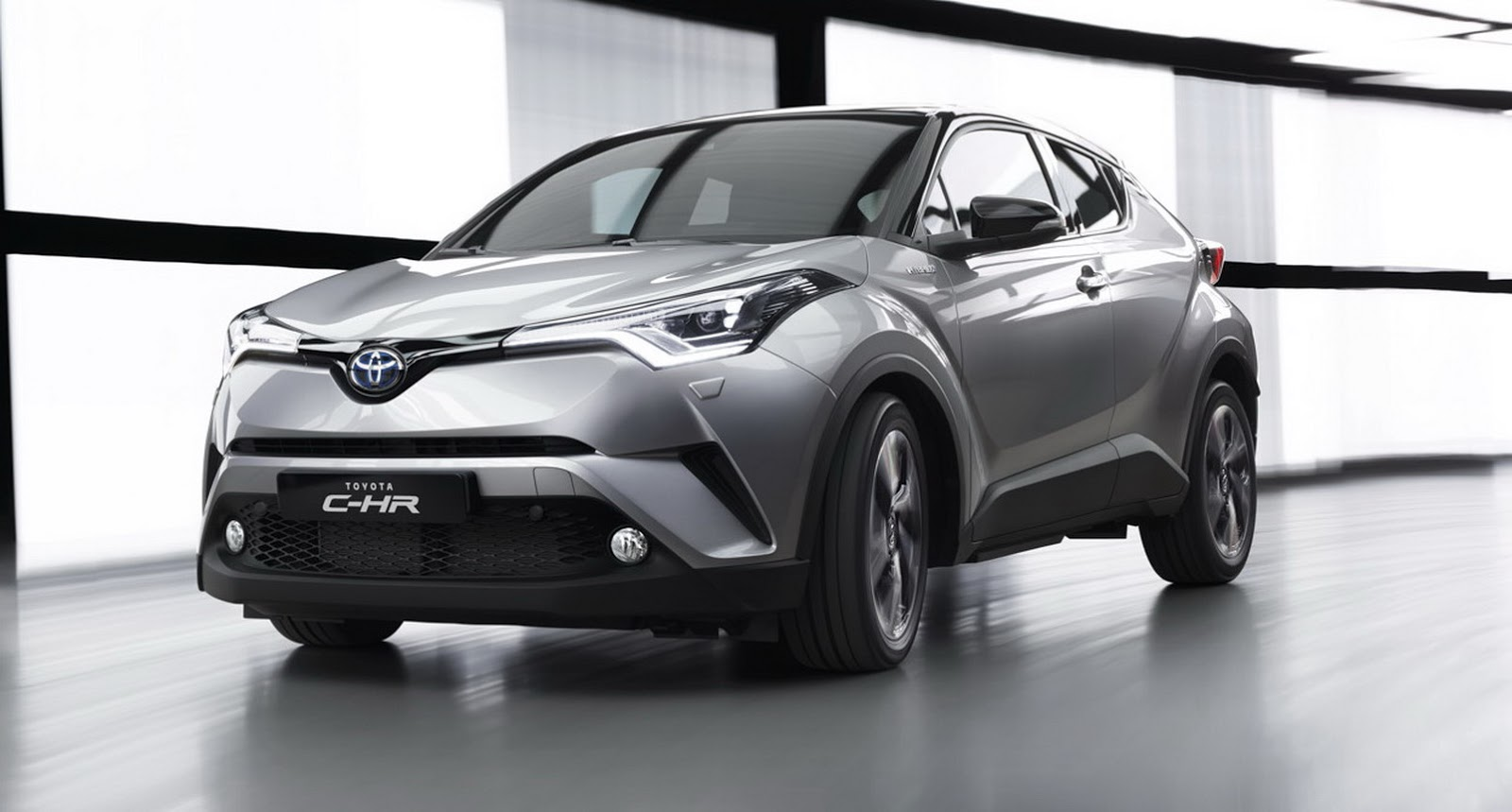 New Toyota C-HR Gets 1.2L Turbo, 2.0L And 1.8L Hybrid ...