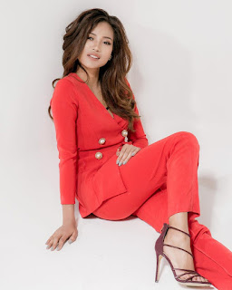 Lily Lalremkimi Darnei miss india 2018